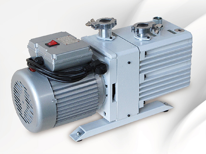 Model 2XZ-B Direct-Connection Rotary-Vane Vacuum Pump